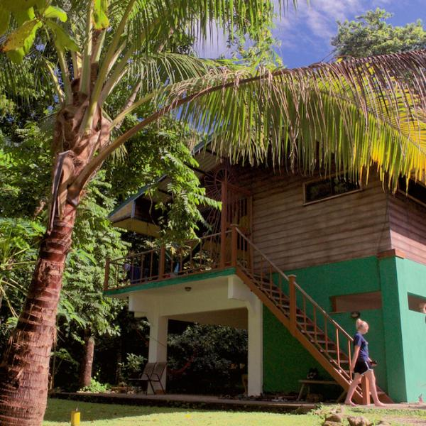 Jakera Jungle Surf Lodge