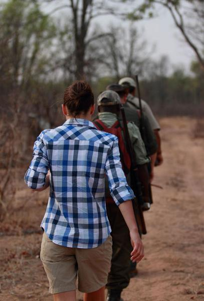 Anti-Poaching Volunteer