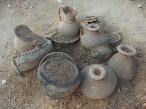 archaeology field school excavation dig tomb necropolis