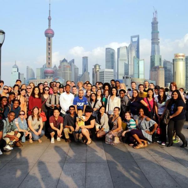 China, Shanghai, teaching, Ameson, AYC