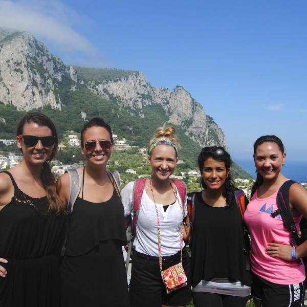 Athena Study Abroad in Capri, Italy