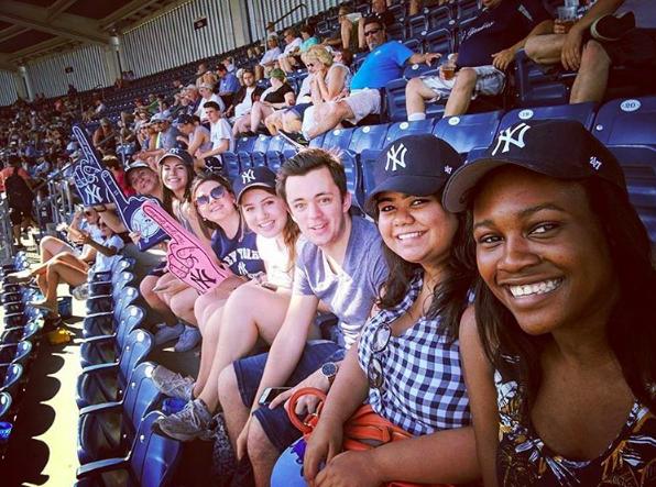 interns in New York
