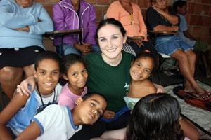 Teach Children in Brazil | travellersworldwide.com
