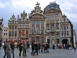 Study abraod in Brussels, Belgium