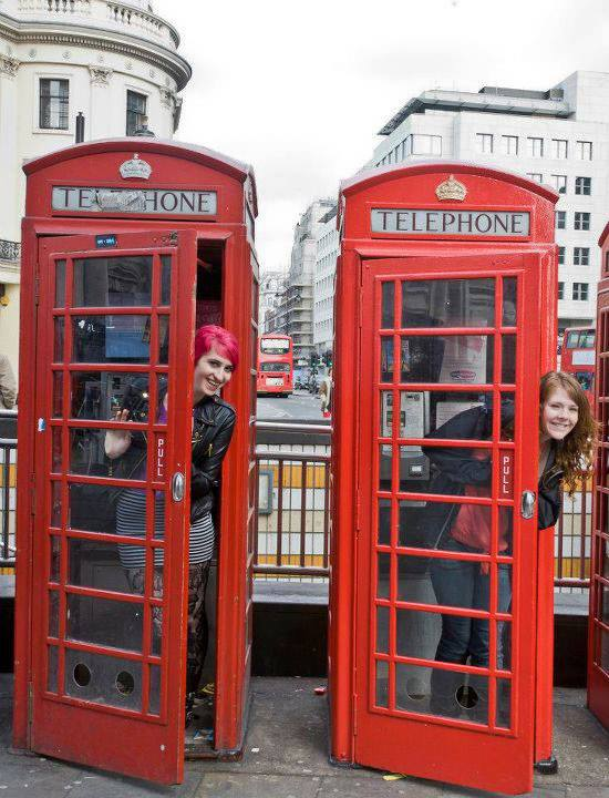 phonebooth england london fun
