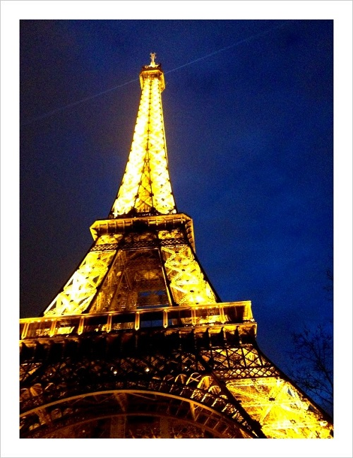 Study Abroad in Paris with SAI