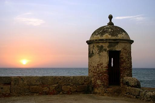 The pearl of the Caribbean, Cartagena, Colombia