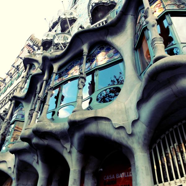 Casa Batllo - Intern in Barcelona - Adelante Abroad