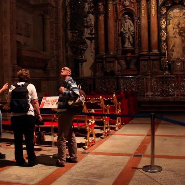 Chapel - Intern in Seville - Adelante Abroad