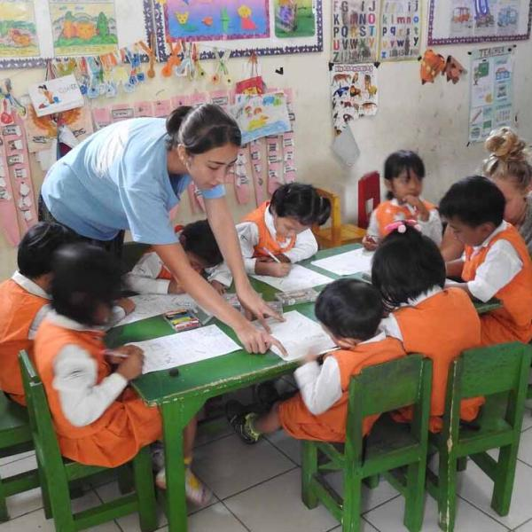 Childcare Volunteers in Bali
