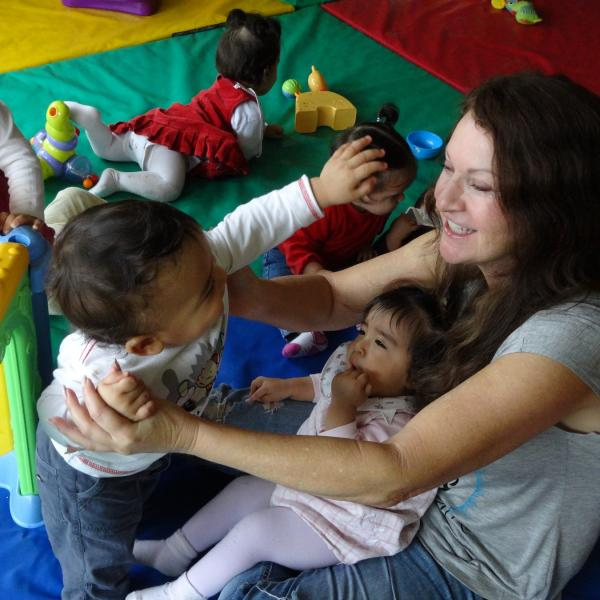 Childcare volunteer project in Lima