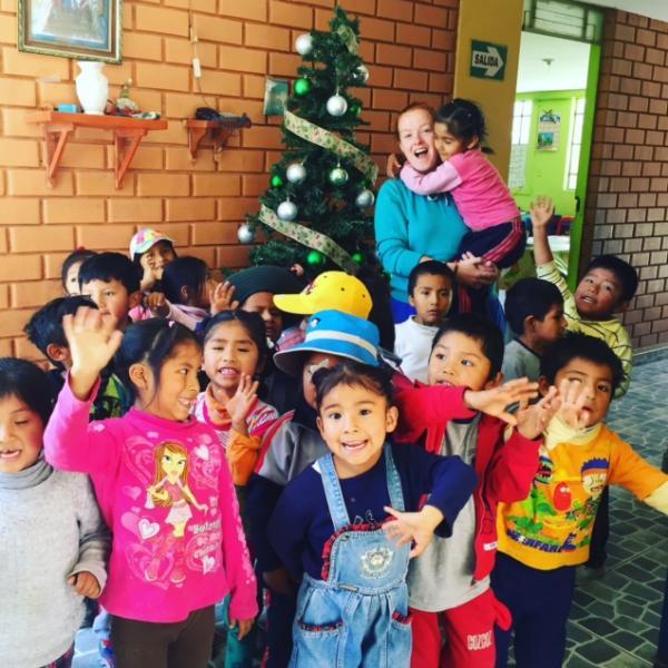 Peru Children