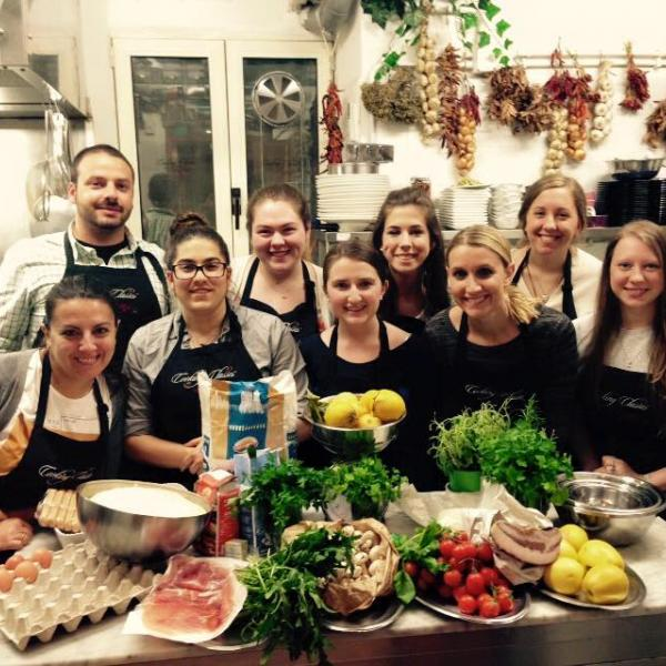 Cultural Excursion, Cooking Class in Rome, Italy