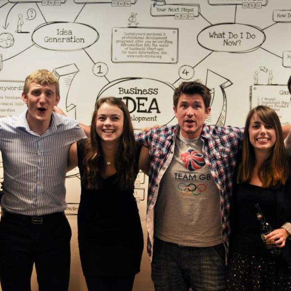 Corkscrew Startup internship Berlin