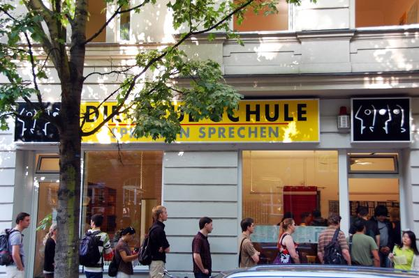 Course start at DIE NEUE SCHULE - German Language School in Berlin