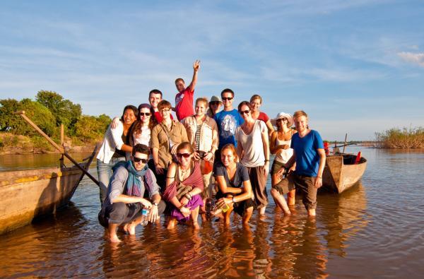 CWF Volunteers in Cambodia