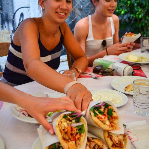 Athens, Greece, Gyro, Greek Food, Teen Travel