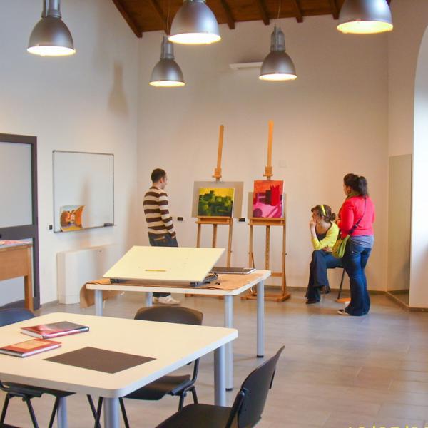 Athena Study Abroad Tuscania, Italy Art School