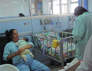 Care for hospitalized children in Ecuador | travellersworldwide.com