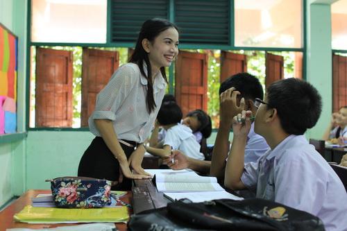 Teaching Programs in Thailand with Love Volunteers!