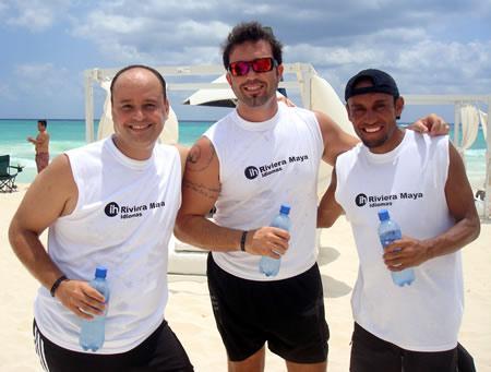 Riviera Maya team