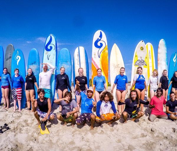 Experiencia Surf Team :)