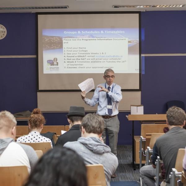 Dublin Classroom