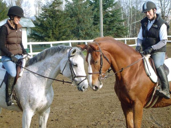 French and equestrian summer camp