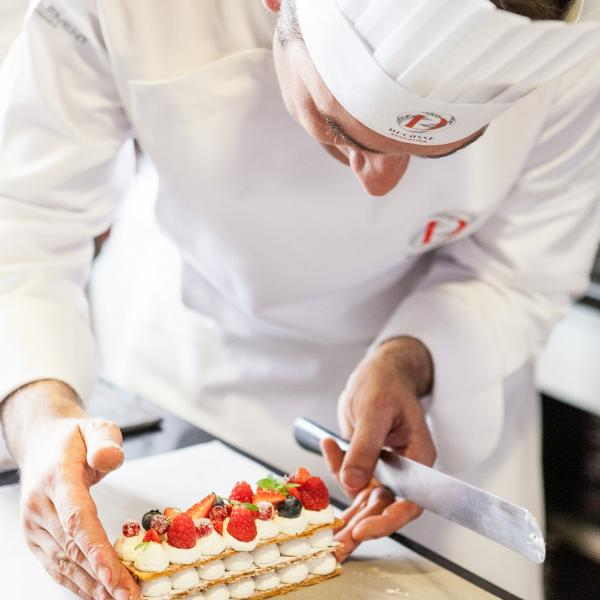 Pastry Course - Ducasse Education Yssingeaux (ENSP)