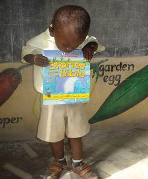 Care for Orphans and Preschool Children in Ghana | travellersworldwide.com
