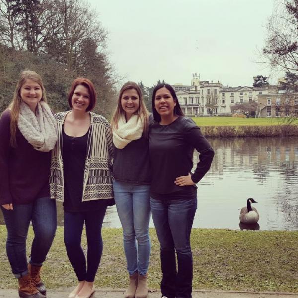 Roehampton Students Lake