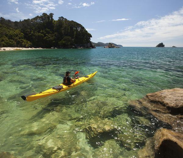 Stray | Kayaking Abel Tasman National Park New Zealand
