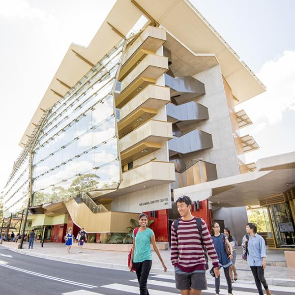 Griffith University Nathan campus