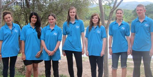 Pod Under 18 Team Elephant Care and Wildlife Rescue