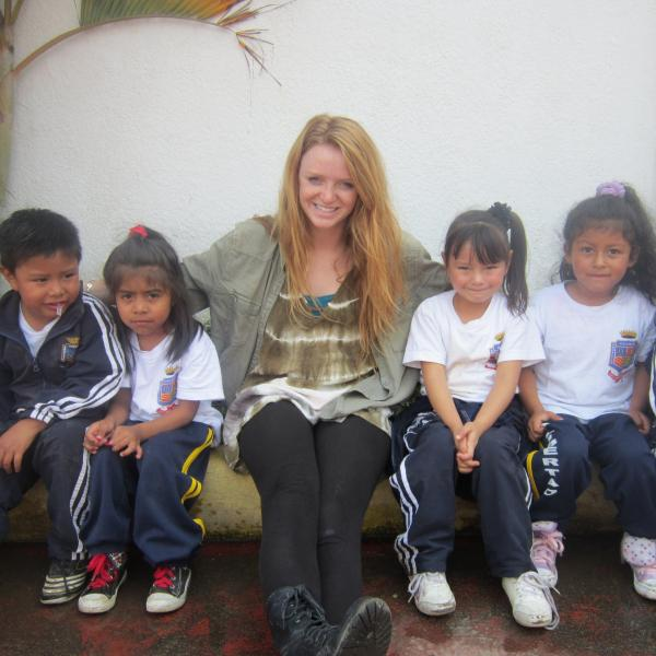 Childcare Program in Guatemala with Love Volunteers!