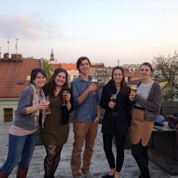 Prague TEFL community