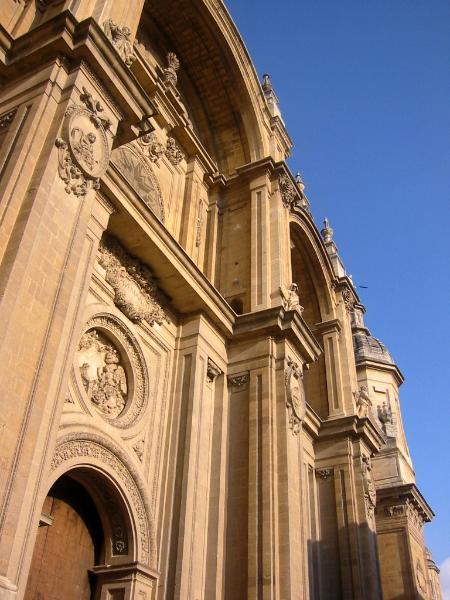 Historic Granada Architecture  Study Abroad in Granada Spain with CEA Study Abroad