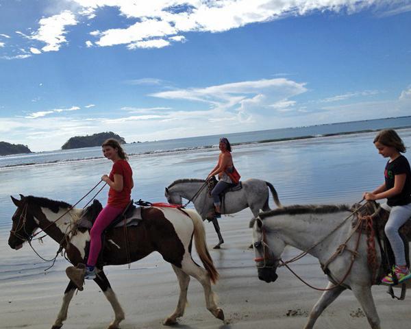 horseback riding samara beach