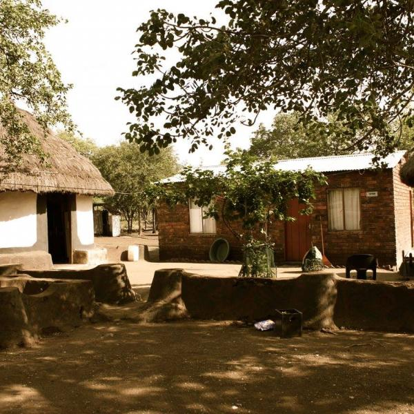 Home stay accommodation in rural Venda, Limpopo Province, South Africa