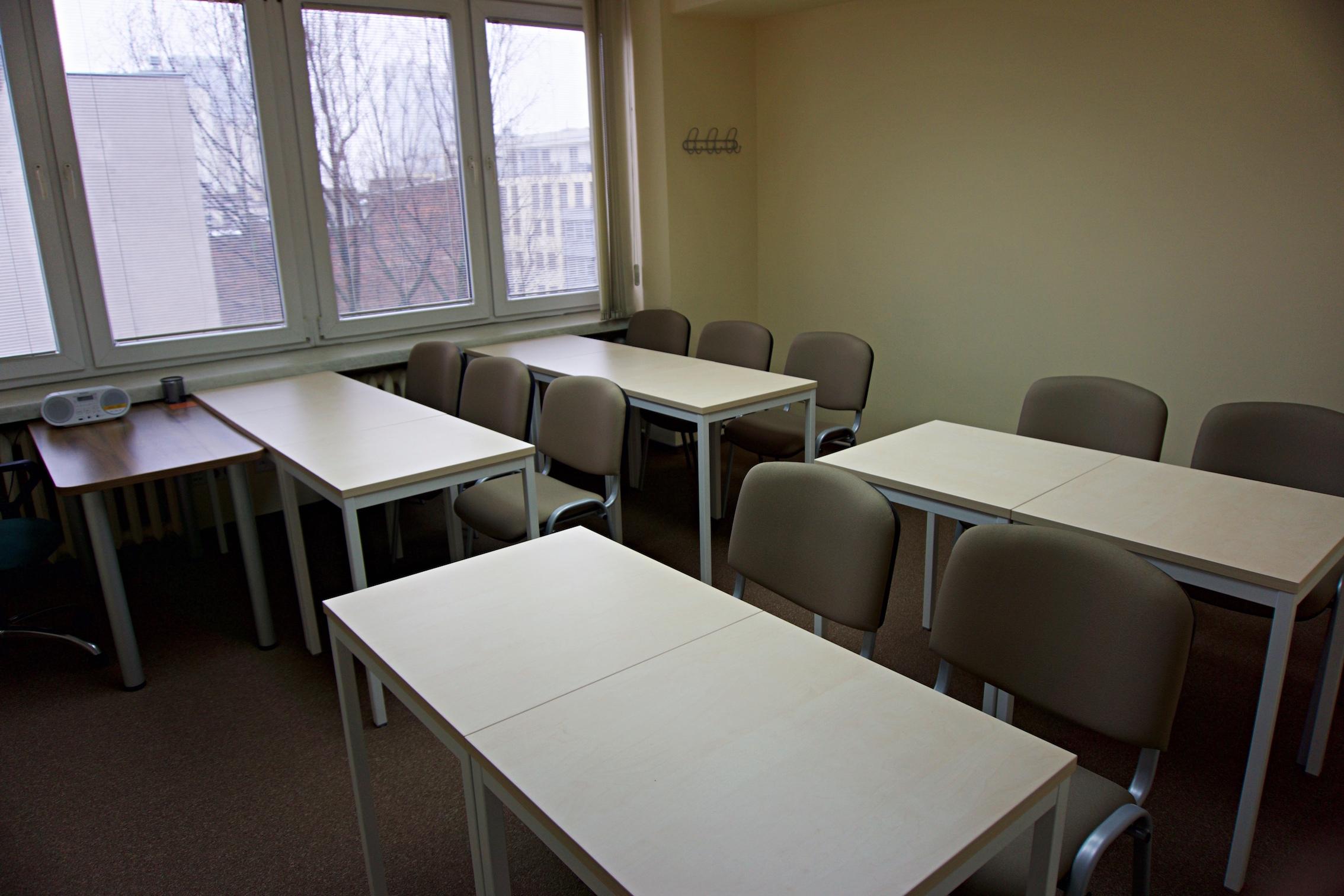 ILSP classroom