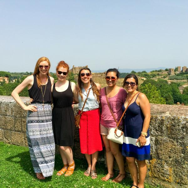 Athena Study Abroad in Tuscania, Italy