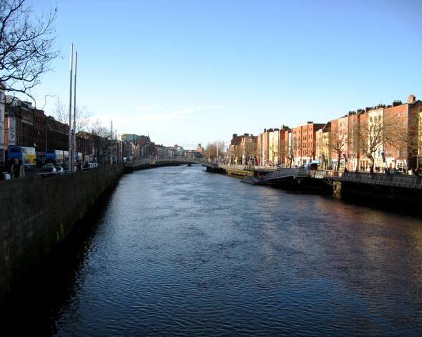 Intern in Ireland