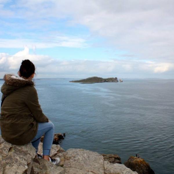 Athena Study Abroad Wicklow Field Trip