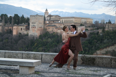 International Tango Festival in Granada, Spain