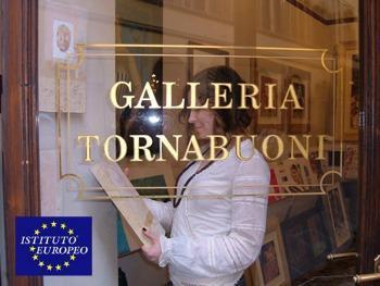 Art Gallery Internship Italy