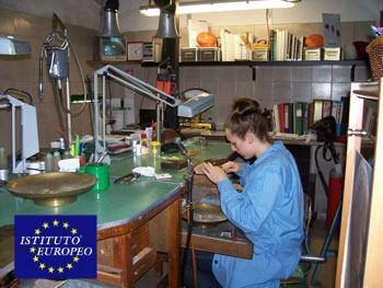 Handcraft Internship Italy