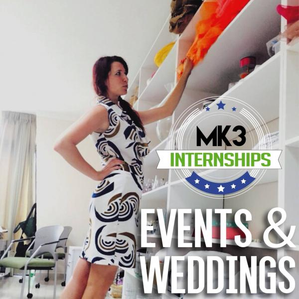 Internship in Events & Weddings in Cancun, Mexico
