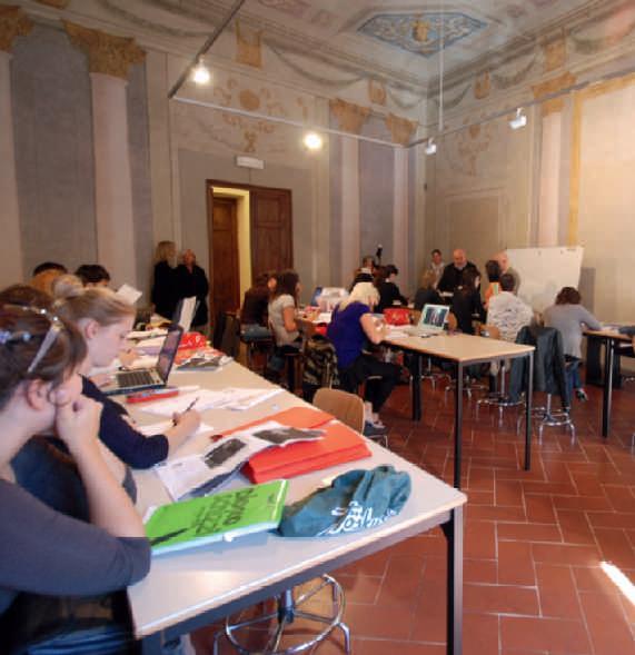 Umbra Institute Intensive Italian