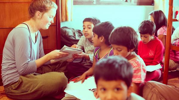 Teach English in Nepal with IVHQ