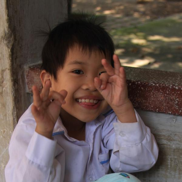 Working with Children with Disabilities in Vietnam!